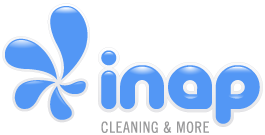 Logo Inap Cleaning & More